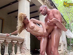 Chiki Dulce Horny Spanish Slut Hardcore With Big Dick Stud