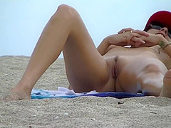 Wife At The Beach