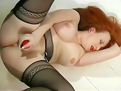Incredible amateur Dildos/Toys, Masturbation adult scene