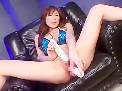 Fabulous Japanese model Natsu Ando in Best Fetish, Fingering JAV scene