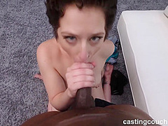 Interracial Anal For 1st Timer All-american Amateur