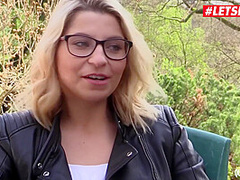 Kattie Hill - Kinky Czech Teen Plays With Her Sweet Cunt In The Afternoon