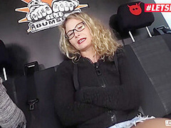 Big Tits Milf Hitchhiker Gets Picked Up And Fucked Hard - Curly Hair
