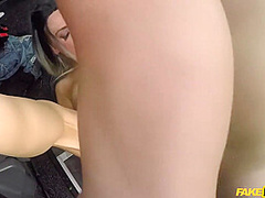 Antonio Black And Jess Scotland - Busty Cougar And Her First Black Cock