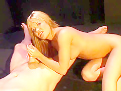 Exotic pornstar Gigi Ferari in fabulous dildos/toys, blonde xxx video