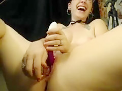 aymee drills the vag