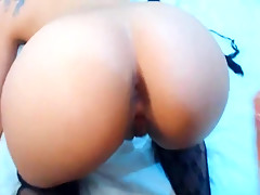 Colombian brunette gets her asshole wrecked