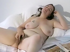Hottest homemade Brunette, Masturbation porn video