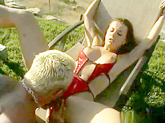 Fabulous pornstars Phyllisha Anne, Wendi Knight and Jessica Jewel in amazing facial, group sex sex video