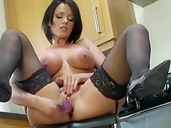 Crazy homemade Kitchen, Stockings adult movie