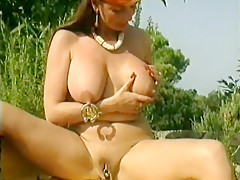 Incredible homemade Big Tits, Piercing adult scene