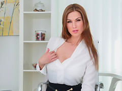 Carol Gold in Big Boobs - Anilos