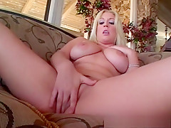 Fabulous pornstar in amazing solo girl, blonde xxx scene