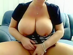 Horny homemade Solo Girl, Masturbation xxx movie
