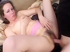 Hottest homemade Brunette, Hairy xxx movie