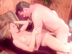 Fabulous pornstars April Flowers and Aurora Snow in incredible brunette, blonde sex video
