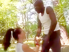Fucked in the park 2