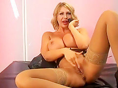 Crazy pornstar in amazing big tits, milfs xxx movie