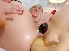 Incredible homemade Anal, Close-up porn scene