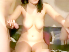Amazing pornstar in crazy straight, masturbation adult video