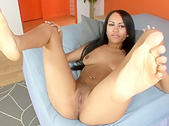 Horny pornstar Kimberly Kendall in crazy hd, foot fetish adult movie