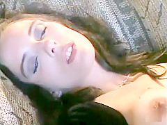 Horny pornstar in incredible masturbation, dildos/toys adult scene