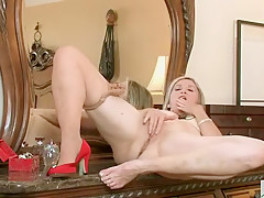 Crazy amateur Fetish, Blonde sex clip