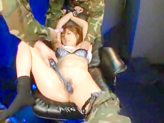 Exotic amateur Military, BDSM adult movie