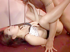 Amazing amateur Group Sex, Doggy Style porn video