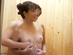 Amazing Japanese chick in Best Bathroom, Amateur JAV movie