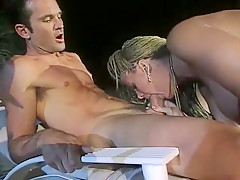 Crazy pornstar Holly Body in exotic big tits, vintage sex clip