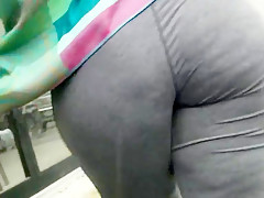 West indian big booty