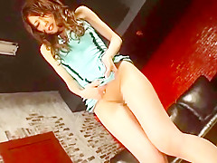 Exotic Japanese chick Yuki Aoi in Hottest Blowjob, Dildos/Toys JAV video