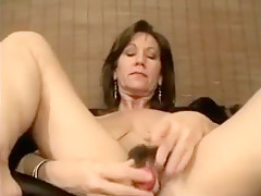 Crazy homemade Brunette, Masturbation xxx movie
