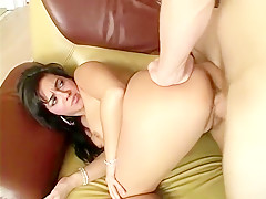 Incredible pornstar Marquetta Jewel in amazing brunette, masturbation sex movie