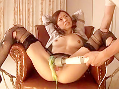 Amazing Japanese girl Reina Yoshii in Hottest Dildos/Toys, Fetish JAV clip