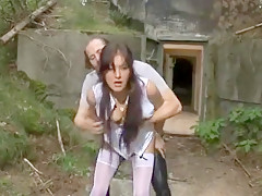 Incredible Outdoor, Anal adult movie
