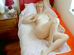 Everyone favourite mature caught masturbating 3
