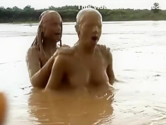 Hottest homemade Outdoor, Showers sex scene