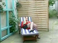 Fabulous Dildos/Toys, Outdoor adult video