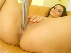 Fabulous pornstar in exotic solo girl, dildos/toys adult clip