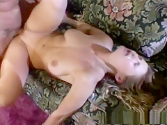 Hottest pornstar in amazing blonde, mature sex clip