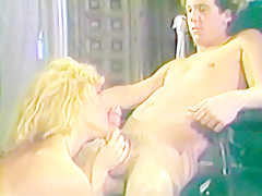 From the golden age of porn  tom byron  fuck  suck  cum