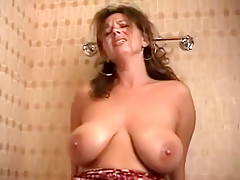 Amazing amateur Masturbation, Big Tits porn video