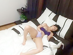 Horny Japanese whore Sorami Haga in Crazy Masturbation, Solo Girl JAV video
