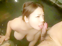 Crazy Japanese slut Mitsuki An in Horny Fingering, Blowjob JAV clip