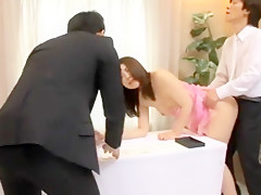 Father Fuck The Bride, Scene 2