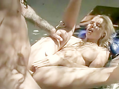 Jodie Moore Adores To Blow Boxer Cock