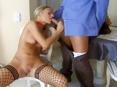 Slutty Blonde Christel Starr Adores To Be Rammed From Behind
