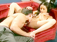 Alexa Von Tess Gets Banged By Hunk Alec Knight